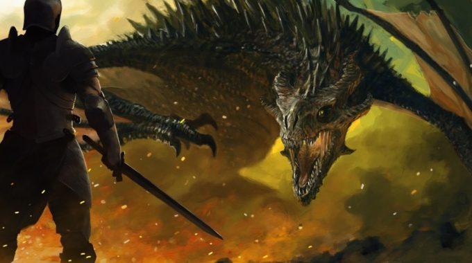 A Cazar Tus Dragones Internos - JorgeMelendez.com.mx